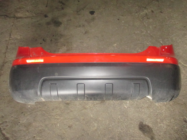 Бампер задний Fiat Sedici 2006-2011