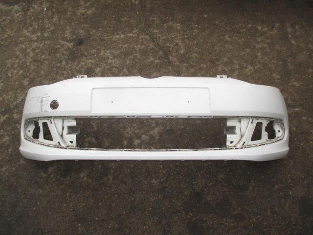 Бампер передний Polo Sed 2011- до 2015 г.