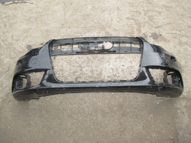 Бампер передний с отверстиями под омыватели A6 2011-