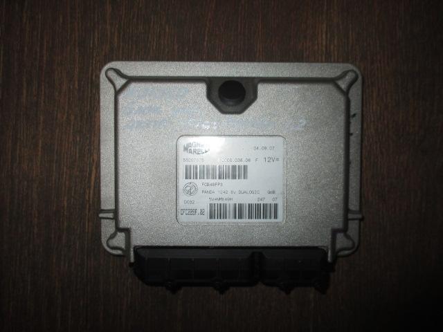 Блок управления АКПП 1.2 Fiat Panda 2003-2009