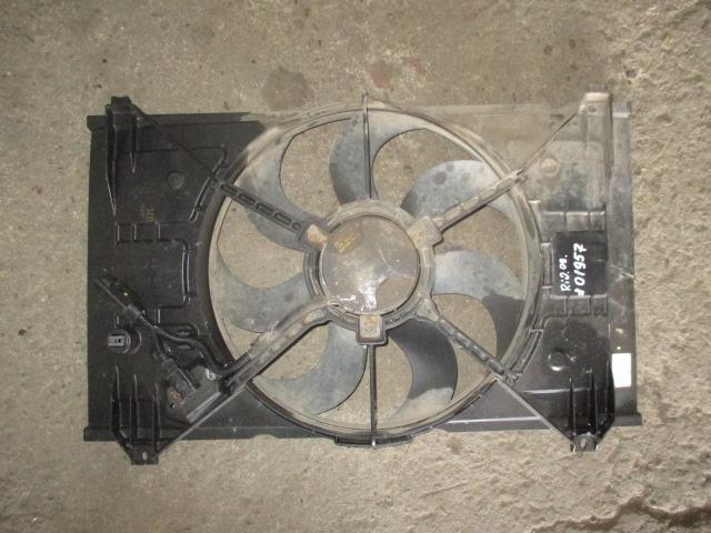 Вентилятор охлаждения радиатора 1.4-1.6 Kia Rio 2005-2011