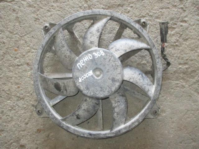 Вентилятор радиатора (EP6) Peugeot 308 2007-2014
