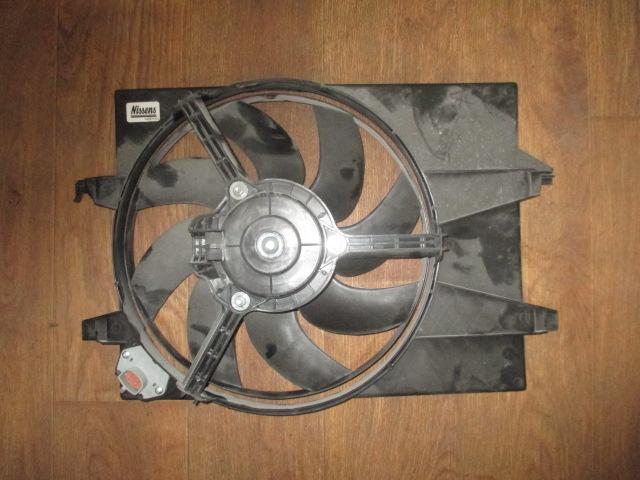 Вентилятор радиатора Nissens 1.4-1.6 Ford Focus 2 2005-2011