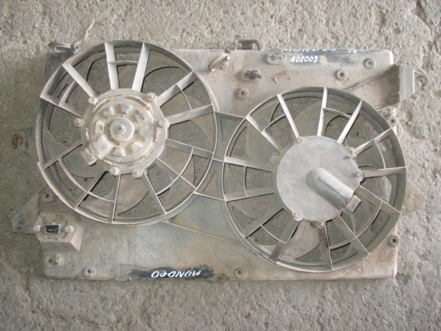 Вентилятор радиатора в сборе Ford Mondeo 1996-2000