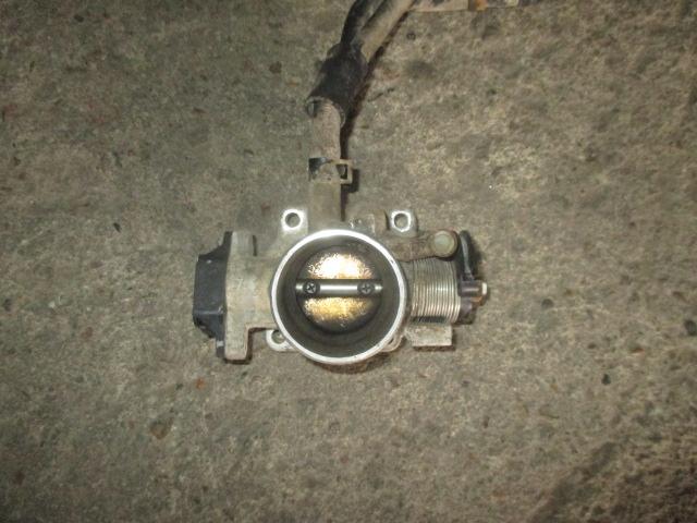 Дроссельная заслонка механическая 1.3 Hyundai Getz 2006-2010