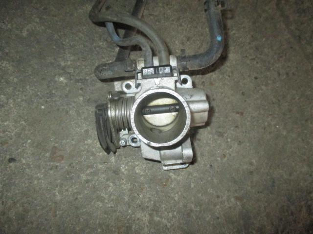 Заслонка дроссельная механическая 0.8 Daewoo Matiz