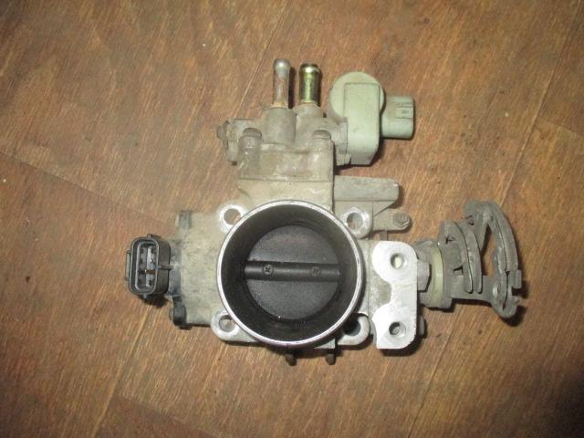 Заслонка дроссельная механическая Toyota corolla E11 1995-2000