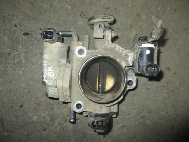 Заслонка дроссельная механическая Z6 1.6 Mazda 3 BK 2003-2009