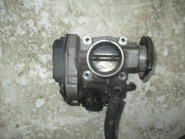 Заслонка дроссельная электрическая 1.2 Chevrolet Aveo 2003-2011