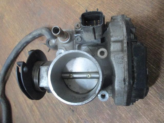Заслонка дроссельная электрическая Chevrolet Rezzo