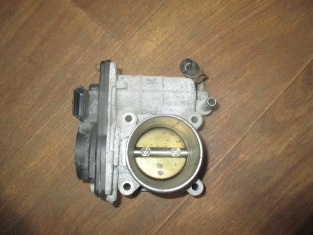 Заслонка дроссельная электрическая Nissan Note E11 2006-2013