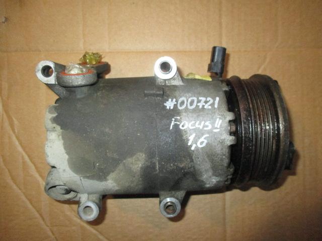 Компрессор кондиционера Focus 2 2005-2011 1.6 115 л.с.