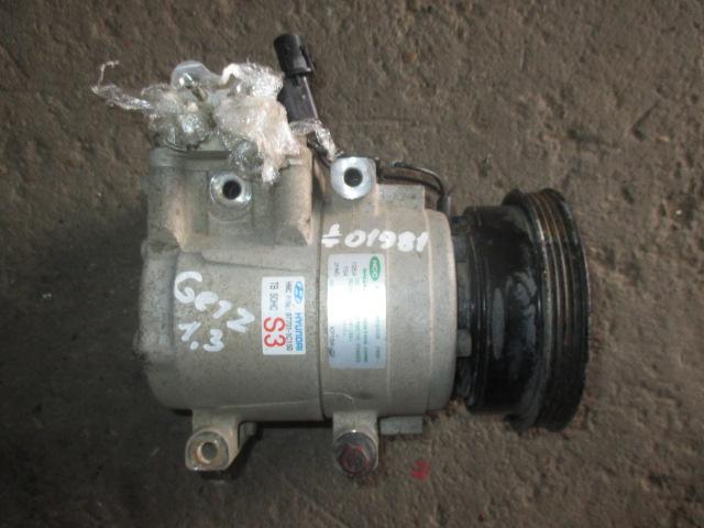 Компрессор кондиционера G4EA 1.3 Hyundai Getz 2003-2010