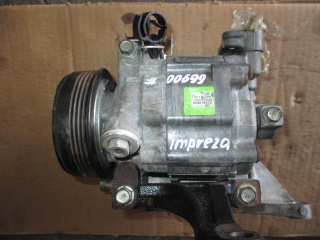 Компрессор кондиционера Impreza G12 2008-2011