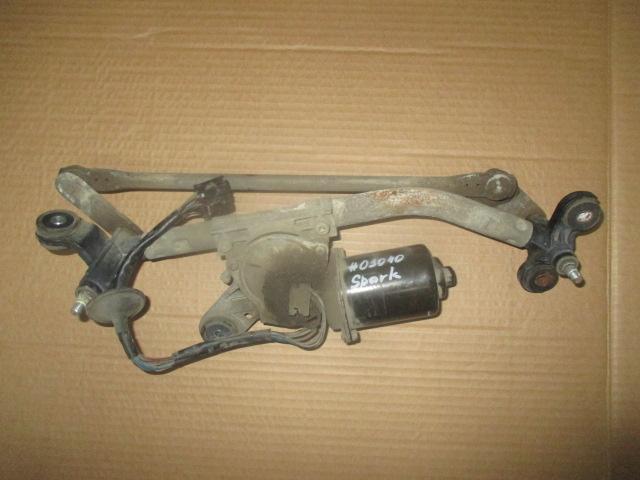 Механизм стеклоочистителя в сборе Chevrolet Spark 2005-2011