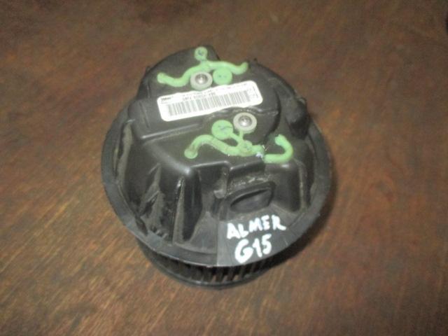 Моторчик отопителя Nissan Almera G15