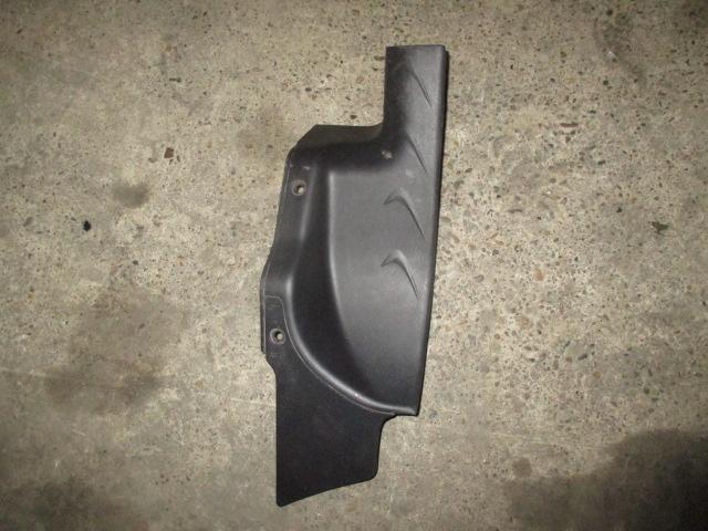 Облицовка порога правого задняя Mitsubishi Outlander XL 2006-2012