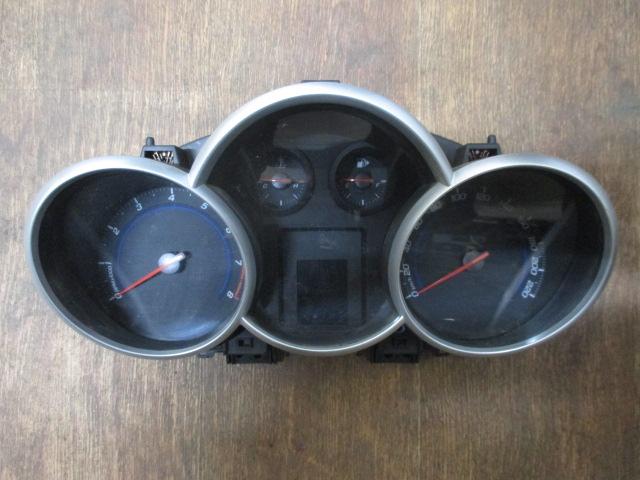 Панель приборов F16D3 АКПП Chevrolet Cruze 2009-