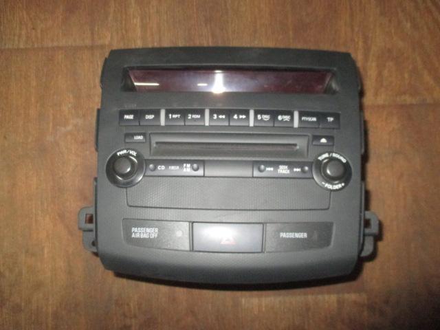 Панель управления центральная Mitsubishi Outlander XL 2006-2012