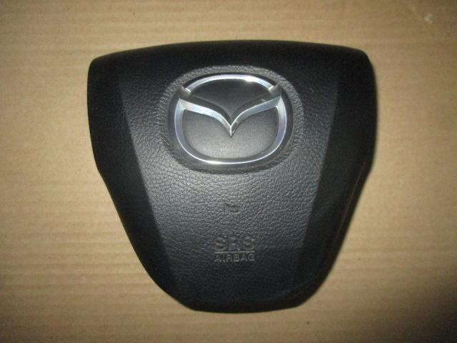 Подушка безопасности водителя Mazda 3 BL 2009-2013