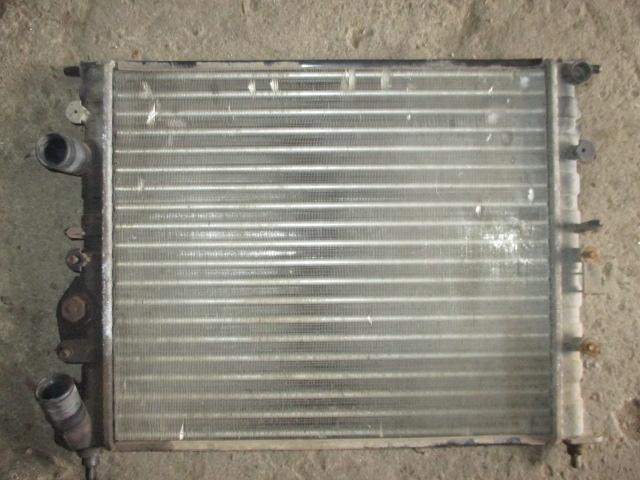 Радиатор основной 1.4 8V (без кондиционера) Renault Clio/Simbol