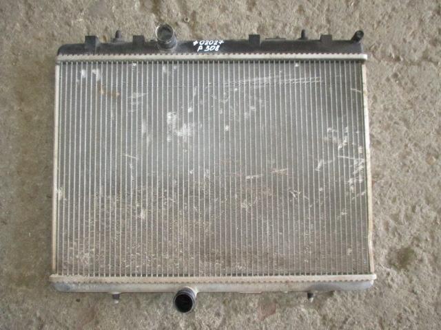Радиатор основной 1.6 16V EP6 Peugeot 308 2007-2011