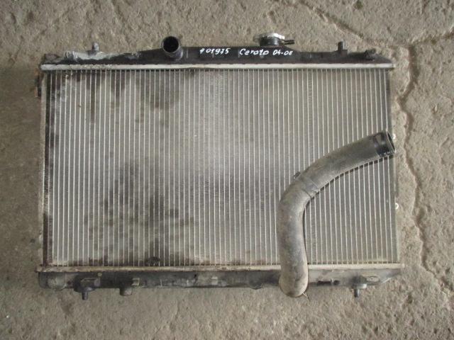 Радиатор основной G4FC Kia Cerato 2004-2008