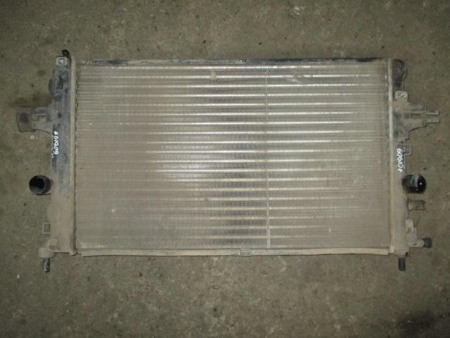 Радиатор основной Z16XER 1.6 МКПП Opel Astra H 2004-2011