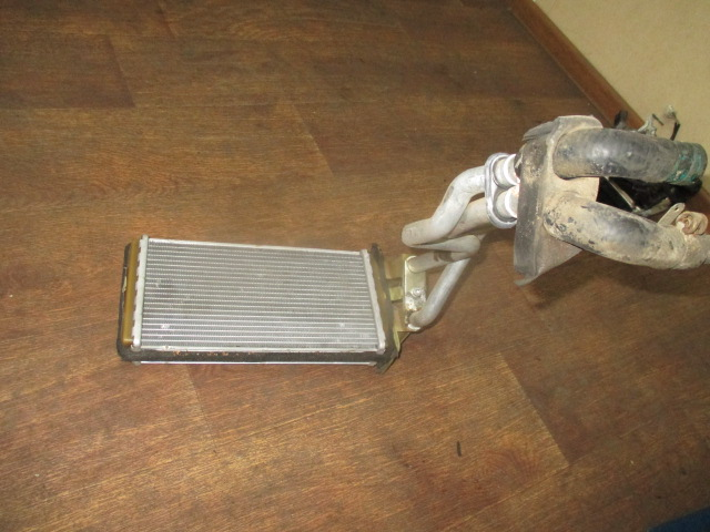 Радиатор отопителя Fiat Albea