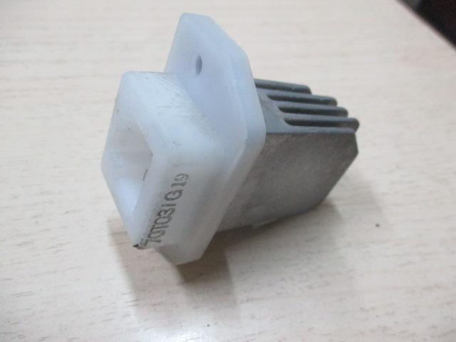 Резистор отопителя Nissan Juke F15