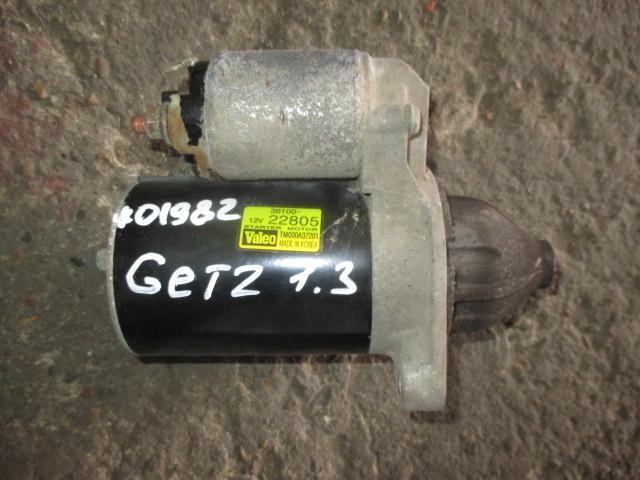 Стартер G4EA 1.3 Hyundai Getz 2003-2010