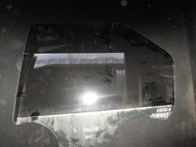 Стекло двери задней левой Logan 2005-2013