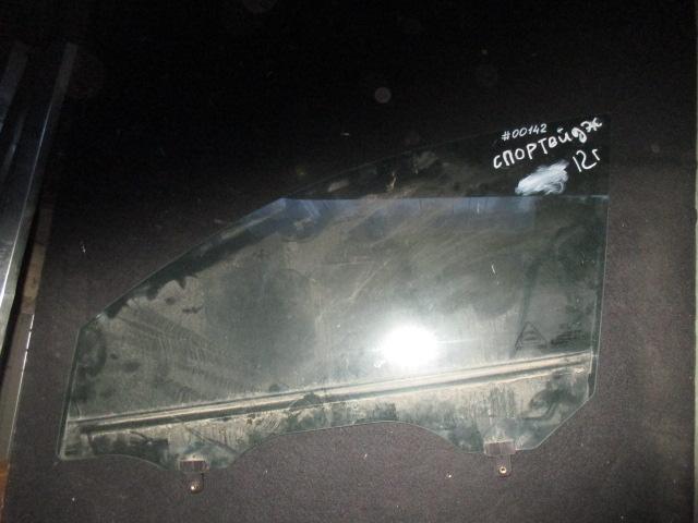 Стекло двери передней левой Sportage 2011-