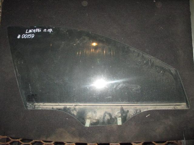 Стекло двери передней правой Lacetti