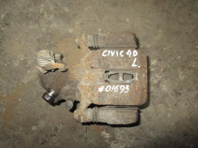 Суппорт тормозной задний левый Honda Civic 4D 2006-2012
