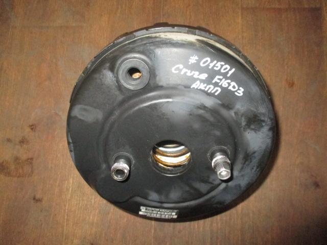 Усилитель тормозов вакуумный ABS F16D3 АКПП Chevrolet Cruze 2009-