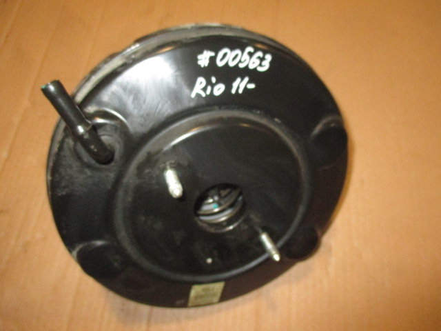 Усилитель тормозов вакуумный Rio 2011-/Solaris 2011-