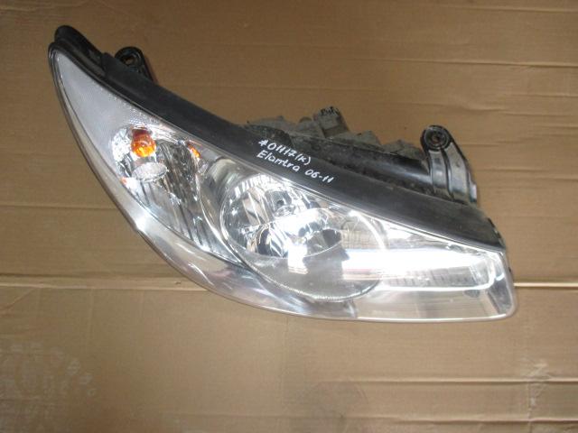 Фара правая Hyundai Elantra 2006-2011