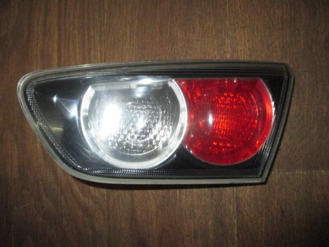 Фонарь правый внутренний черный Mitsubishi Lancer 10