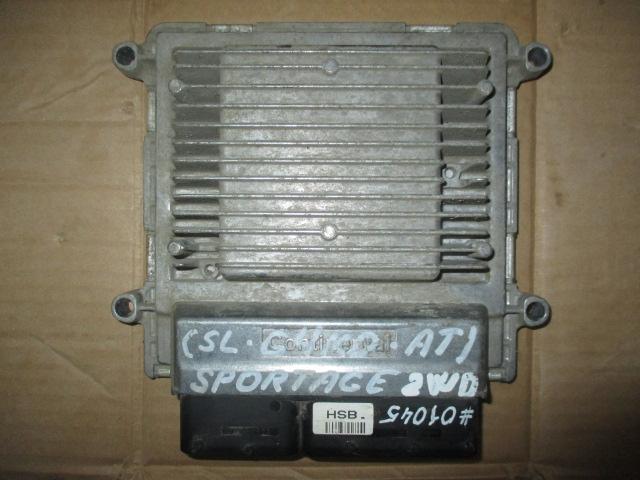 ЭБУ 2,0 G4KD AT 2WD Kia Sportage 2011-