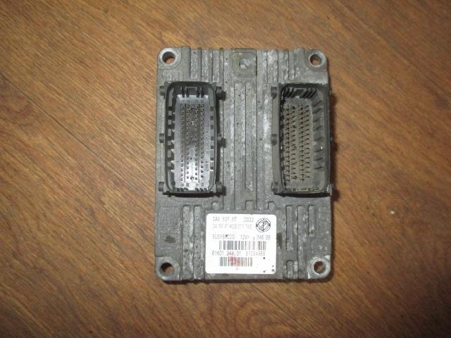 ЭБУ 350A1000 1.4 8V Fiat Doblo 2005-2011