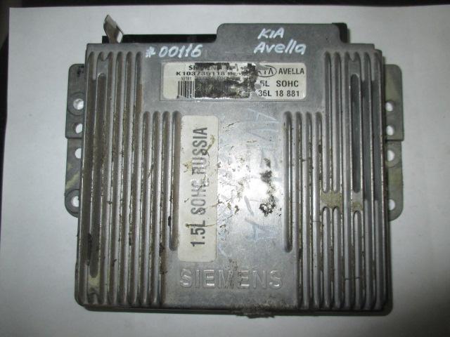 ЭБУ Avella Siemens K103735118B