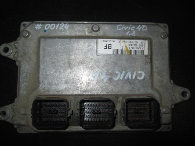 ЭБУ Honda Civic 4D 1.8