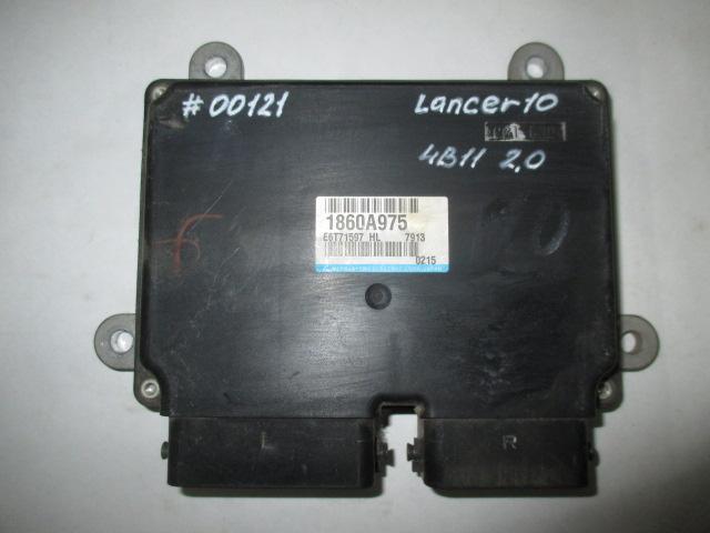 ЭБУ Mitsubishi Lancer 10 4B11 2.0