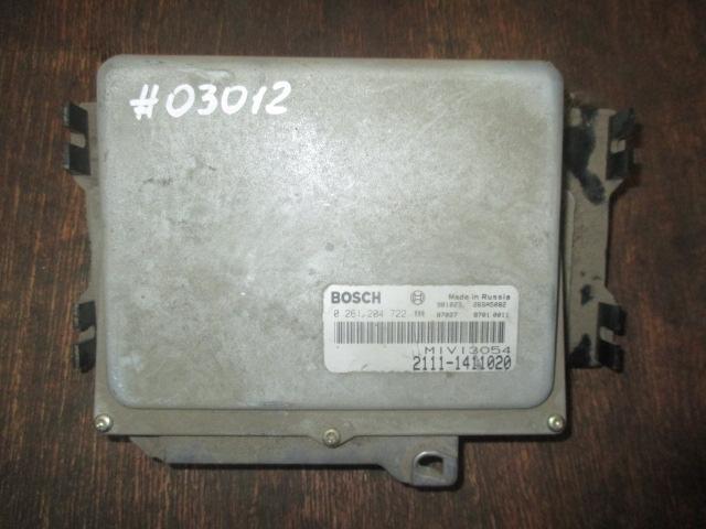 ЭБУ ВАЗ Bosch 0 261 204 722