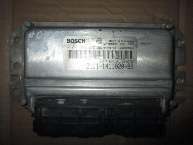 ЭБУ ВАЗ Bosch 0 261 207 832 (810)