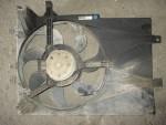 Вентилятор радиатора с диффузором 1.4 8V Fiat Albea